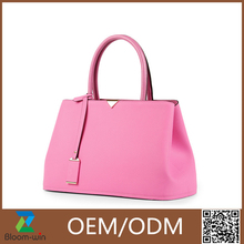 Customized color tote bag canvas refined craft lady tote bags