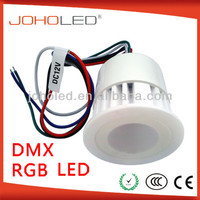 Remote Controller dmx rgb led downlight 4W battary inside controller