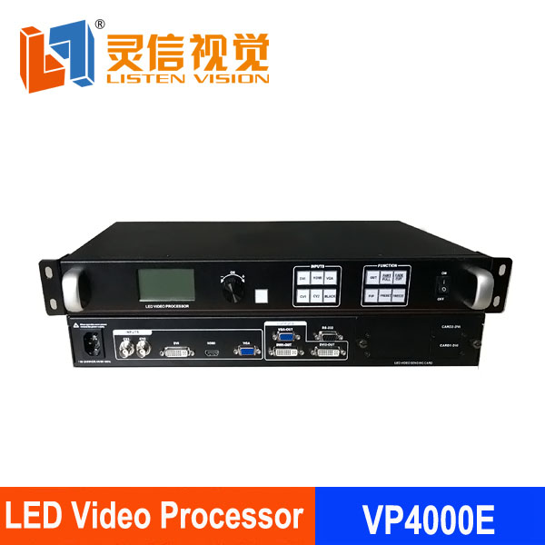 China Supplier ultra hq led video processor