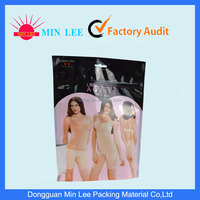 vacuum packing plastic bag for clothes