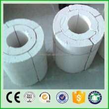 calcium silicate insulation section pipe without asbestos