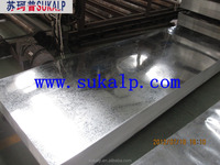 Hot Dip Galvanized Steel Sheet Manufactory