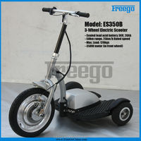 Foldable Zappy 3 Wheel Electric Scooter/ Triciclo Para Idosos