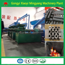 New condittion powder coal charcoal briquette making machine 008615803859662