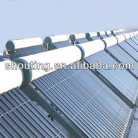 Compact Low Pressure Solar Hot Water