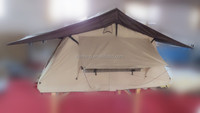 canvas roof material/roof tent for camping