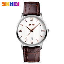 Fashion Lovers Couple watch skmei #9130 Luxury japan quartz Watches for Men Women Gifts