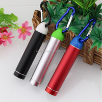 Promotional portable power bank with mountain buckle/climbing keychain