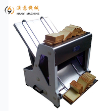 Factory Automatic stainless steel home bread slicing machine bread slicer dough ball making machine with good price