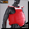 Best Quality Body Protector For Taekwondo Red& Blue Taekwondo Chest Guard