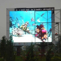 P8 Piranha Outdoor Full Color Led Display Moving Sign