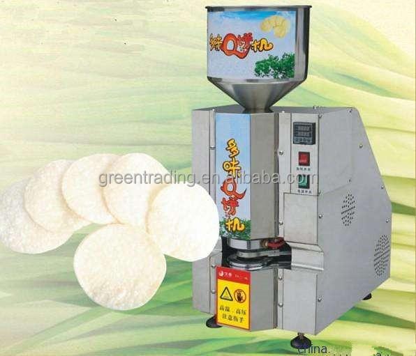 sale korea pop puffed rice cake making machine