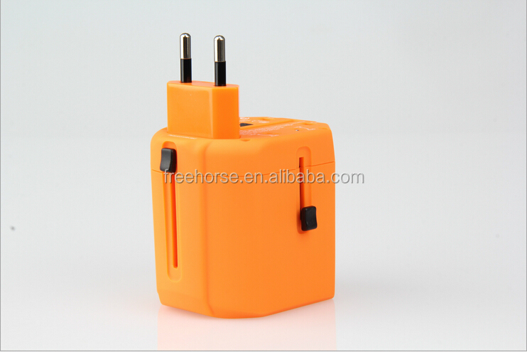 Factory Price Universal travel USB charger adapter usb car charger