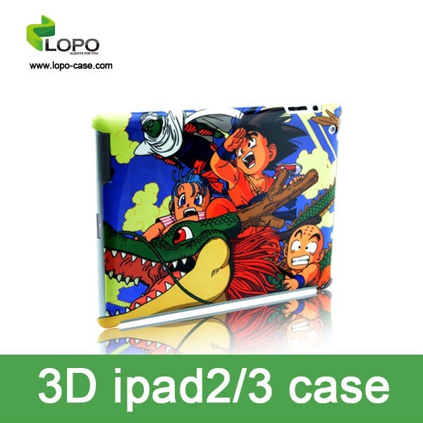 3D Sublimation Case For ipad 2/3/4