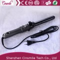 LCD display custom dual voltage 100v-220v ceramic electric rolling iron hair curler