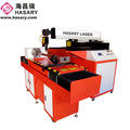 Factory supply metal tube pipe laser cutting machine