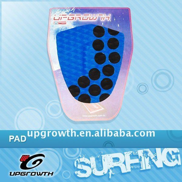 Customized traction pad