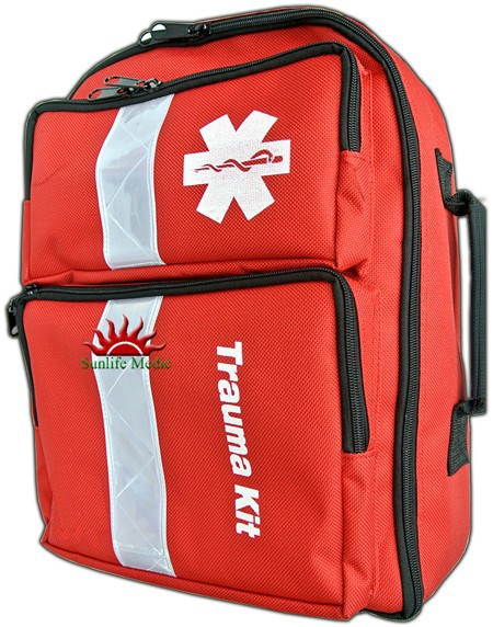 Trauma Bag for Ambulance & Emergency Response