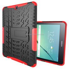 For Samsung Galaxy S2 9.7 inch T810 rugged combo TPU case