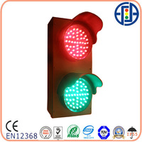 100mm Red Green LED Indication Light For Car Parking System