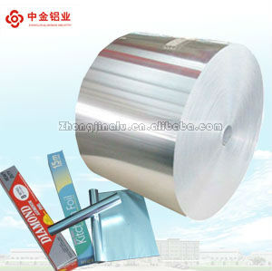 Aluminium Foil Roll For Household