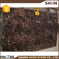Cheapest nature Marble floor tiles , Cheap Emperador Dark Marble Slab Price With Top Quality, Marble quarry owner