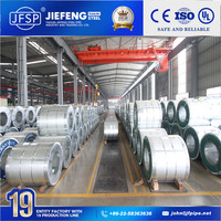 factory price ! galvanized sheet metal rolls zinc-coated galvanized steel coil in dx51d+z