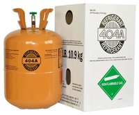 2016 Mix Refrigerant Gas R404A 24lbs/10.9KG High Purity and Best price