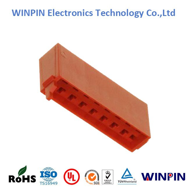 1.27mm 8pin Micro Match Housing type wire to board Connector