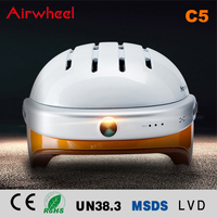 Camera Equipped Smart Bicycle Helmet With