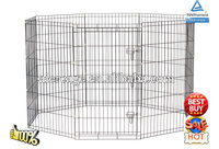 pet products dog run fence panels