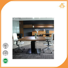 Mini corner table modern executive desk high end office furniture used in office commercial furniture