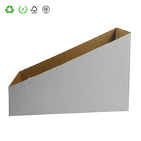Hot sale corrugated paper packaging,customized paper take-away packing boxes