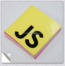 0.12mm free sample water proof rc car stickers decals