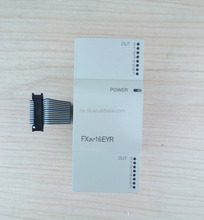 Mitsubishi Extension Output Module FX2N-16EYR small plc with low price