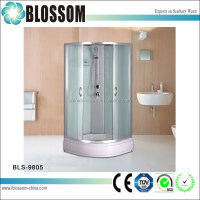 Indoor portable whole shower room russian shower room