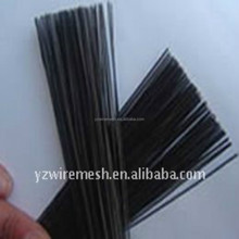 Black straight cut wire/cheese cutting wire/ wood cutting wire machine (factory )