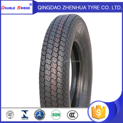 MOTORCYCLE TYRE AND TUBE 4.50-12 8PR DOUBLE BRIDGE ZM508B