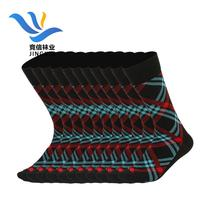 High Performance JX104 OEM Ready Made Polyester Ankle Trampoline Socks