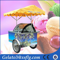 XSFLG air cooler ice cream van for sale
