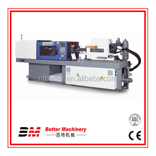 High quality 2400A injection machine soft plastic