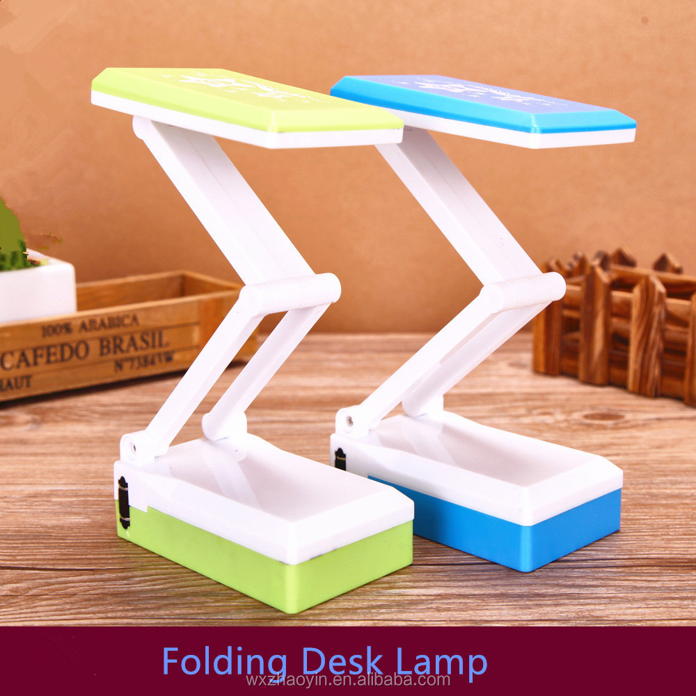 Folding Rechargeable LED Table Desk Lamp