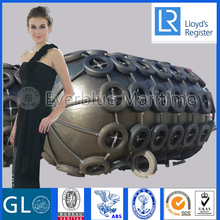 Floating Inflatable Pneumatic Fender Natural Rubber Marine Fenders for protecting ships and docks