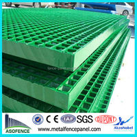 Made in China fibreglass reinforced plastic grating