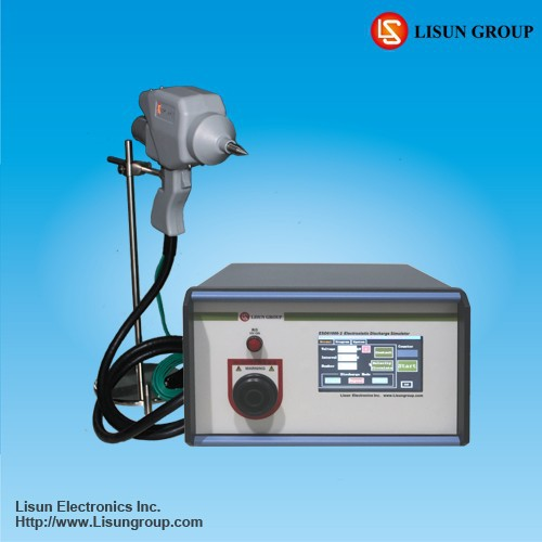 Lisun ESD61000-2 Electro static Discharge Simulator According to IEC 61000-4-2