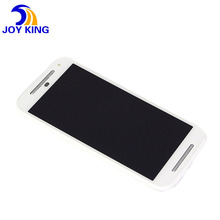 [joyking] oem original display for motorola moto g2 xt1068 lcd with touch digitizer assembly