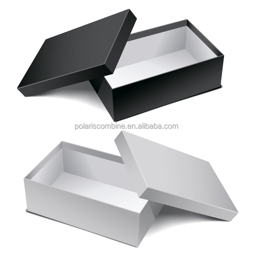 Custom Decorative Cardboard high quality the shoes gift box