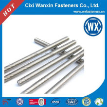 Cost price Durable acme threaded rods with flange nut 12mm