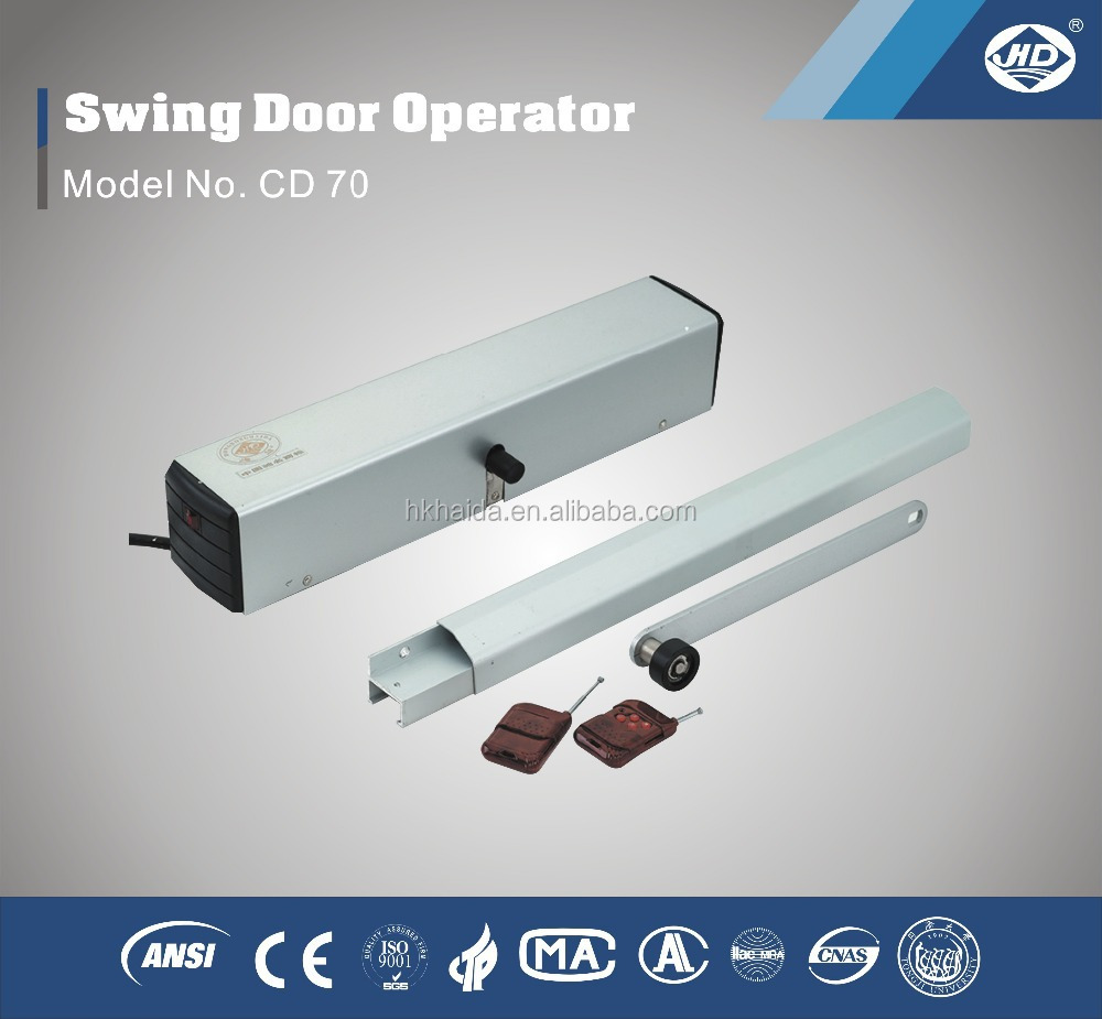 CD70 economical swing door opener for office door