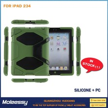 well made but low price wallet leather case for ipad 2
